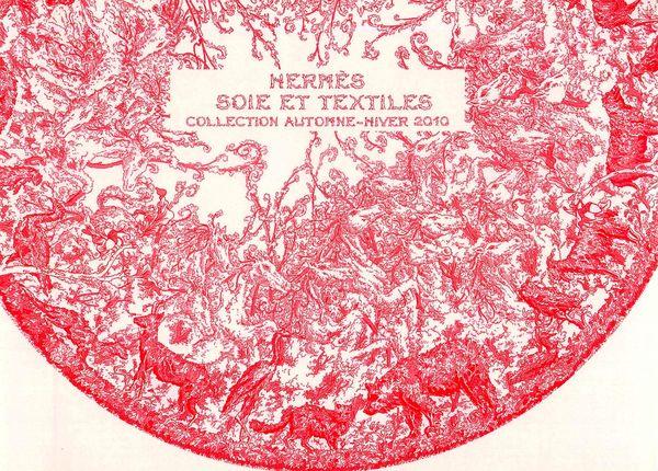 HERMES LA SOIE