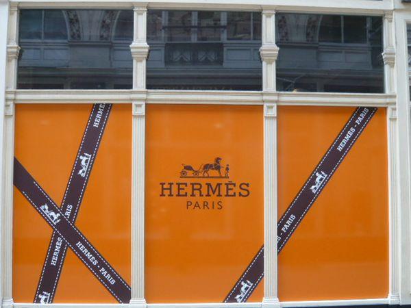 Hermès à Nantes 02