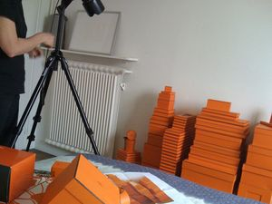 Making of hermès MF1