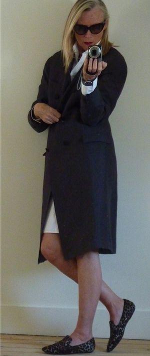 Manteau lanvin pour homme