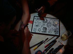 Balajo Hermès choix tatoo