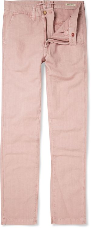 187069 Levi's made and crafted pink chinos