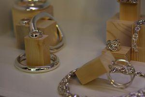 Bijoux argent détail