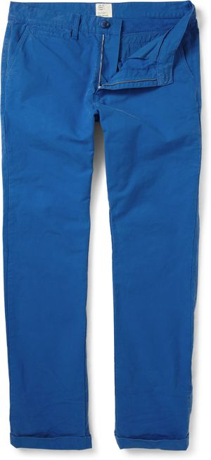 187929 Jean Machine blue chinos