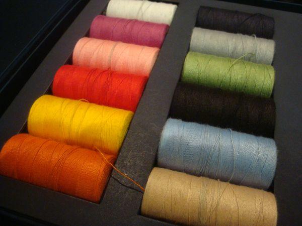 Eglé Bespoke fil couture jeans sur mesure