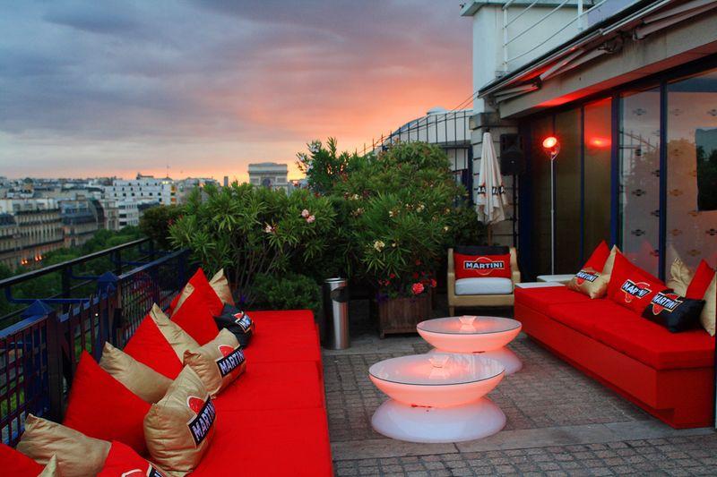 Terrazza Martini Champs Elysées 1