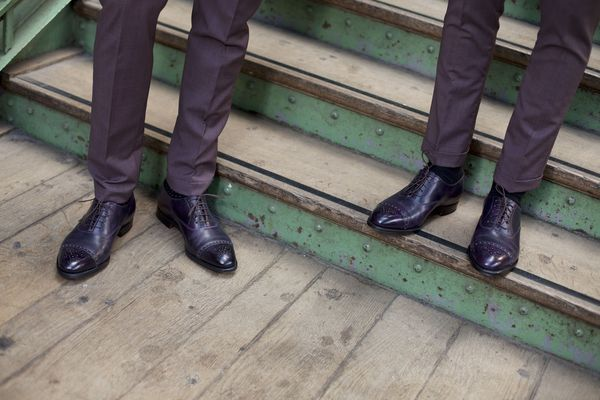 PAUL SMITH & JOHN LOBB IMAGE