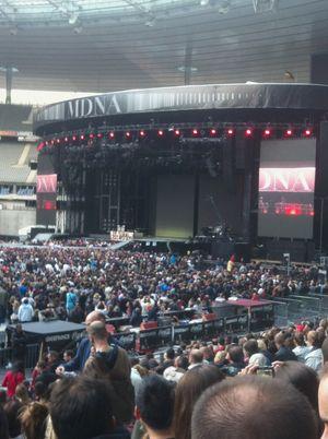 Martin Solveig au MDNA Tour