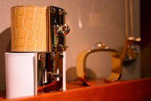 Bijoux bracelets cuir