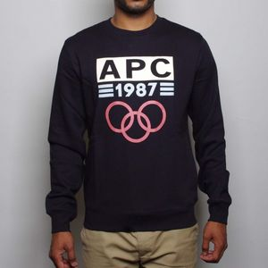 Sweat-1987-apc-marine-fonce