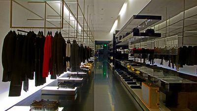 Boutique Dior Homme