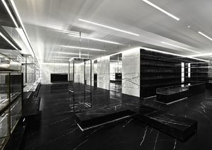 Saint Laurent Paris - nouvelle boutique