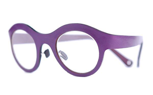 2nd SKIN violtette ronde