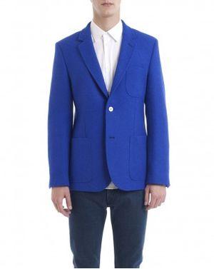 Veste-bleue-harris-tweed