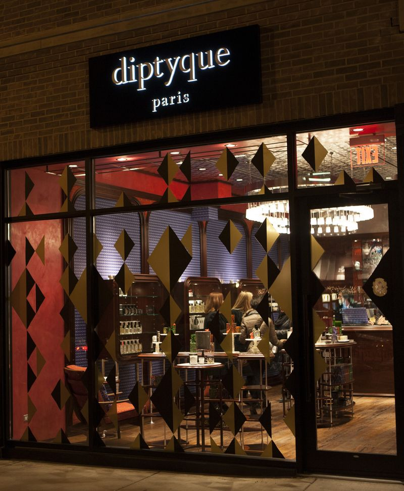 Diptyque - boutique Chicago 3