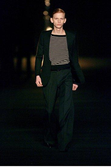 Dior Homme 2006 marinière