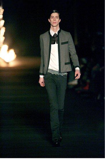 Dior Homme 2006 lavallière