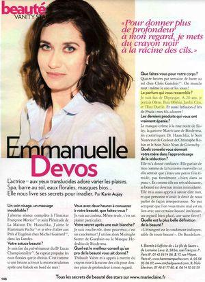 Marie Claire - 18 Janvier 2012