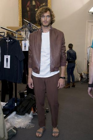 Hermes-mens-backstage-spring-summer-2014-pfw10