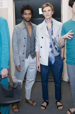 Hermes-mens-backstage-spring-summer-2014-pfw29