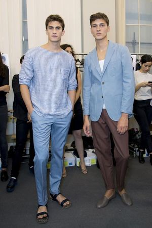 Hermes-mens-backstage-spring-summer-2014-pfw39