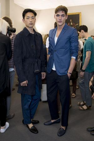 Hermes-mens-backstage-spring-summer-2014-pfw7