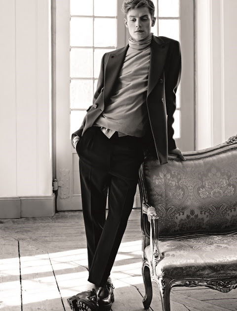 Man about town fall winter 2013 f