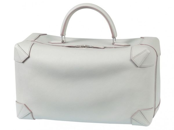 Sac-Maxibox-Hermes-evercolor gris-perle