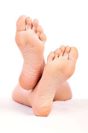 Paire de pieds