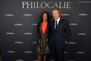 Louis Albert de Broglie et son épouse