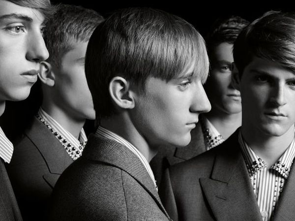 Prada  Fall-Winter 2009 . 2010 Mens Ad Campaign 2.preview